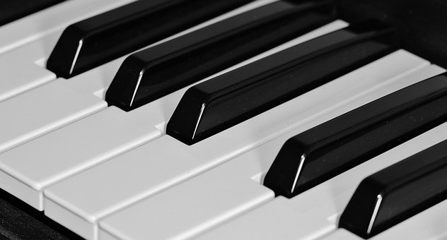 Piano, Keyboard, Keys, Music, Instrument